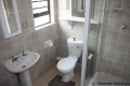 Bathroom at 11 Stafford Place self catering accommodation in Uvongo on the KZN South Coast
