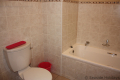 Third bathroom at 5 Kuta Beach self catering accommodation in Ramsgate on the KZN South Coast