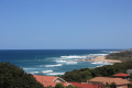 Sea view from 5 Kuta Beach self catering accommodation in Ramsgate on the KZN South Coast