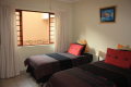 Third bedroom at 5 Kuta Beach self catering accommodation in Ramsgate on the KZN South Coast