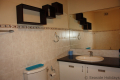 Main en-suite at 5 Kuta Beach self catering accommodation in Ramsgate on the KZN South Coast