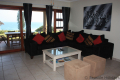 Lounge at 5 Kuta Beach self catering accommodation in Ramsgate on the KZN South Coast