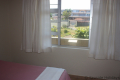 Second bedroom at Strandloper self catering accommodation in Uvongo on the KZN South Coast.