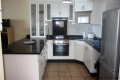 Kitchen at Strandloper self catering accommodation in Uvongo on the KZN South Coast.