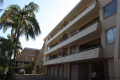 View of Ibiza self catering holiday apartment in Margate on the KZN South Coast