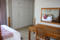 Main bedroom at Ibiza self catering holiday apartment in Margate on the KZN South Coast